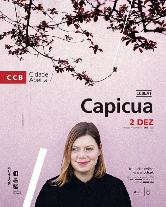 #cartaz #capicua #concerto #cidadeaberta #ccb #rosa #arvore #ccbeat #2dez #poster #pink #woman #liveshow #grandeauditório