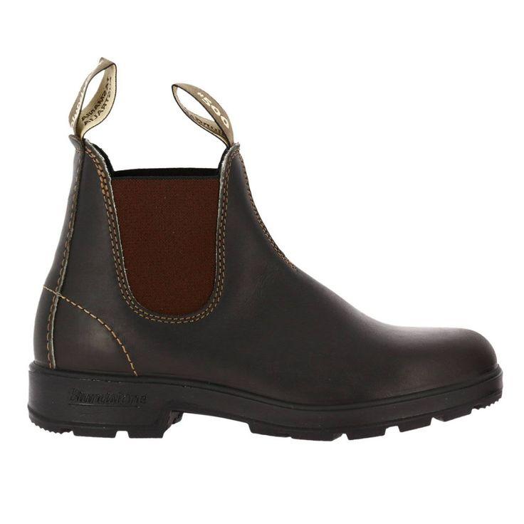 BLUNDSTONE FLAT BOOTIES SHOES WOMEN BLUNDSTONE. #blundstone #shoes #