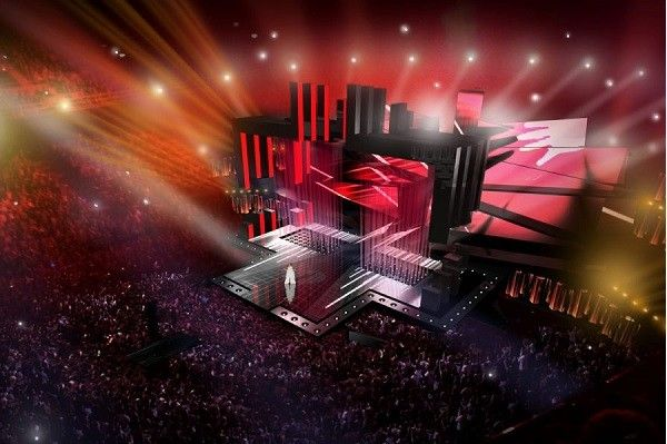 WATCH: SVT reveals stage design for Eurovision 2016 in Stockholm