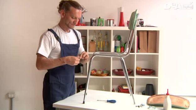 Come riparare una sedia in formica