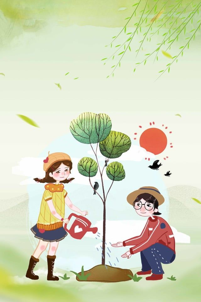 Green Fresh World Environment Day Environmental Protection ...
