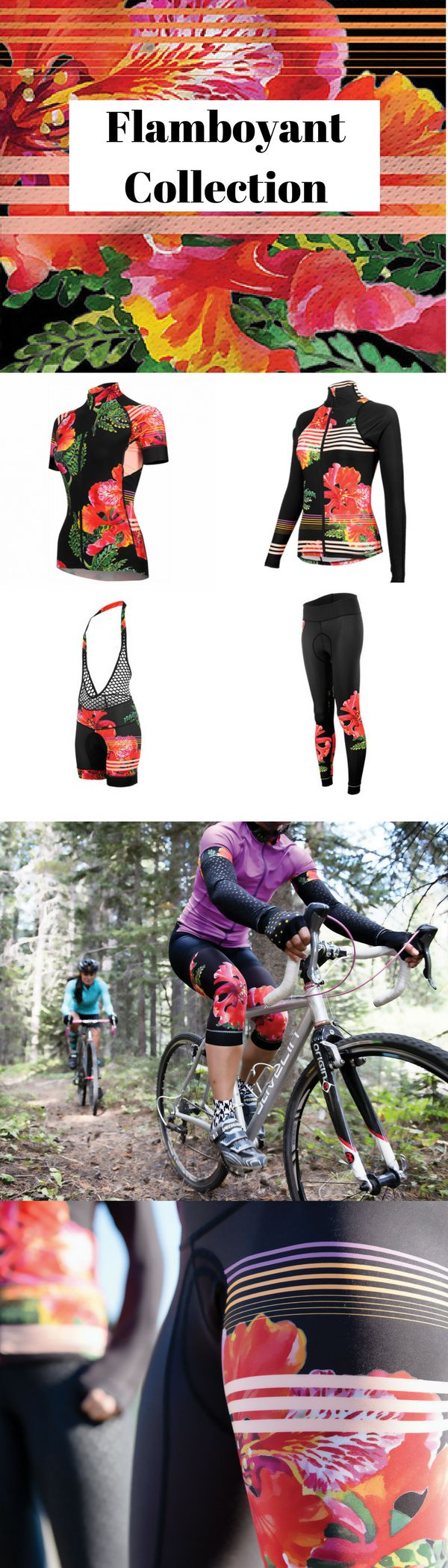 FASHIONABLE CYCLE GEAR MADE BY WOMEN FOR WOMEN! Perfect for women's cycling, we also have women's cycling jerseys for indoor cycling, road cycling, an assortment of cycling gear, cycling jerseys, fashion forward cycling clothes and kits.