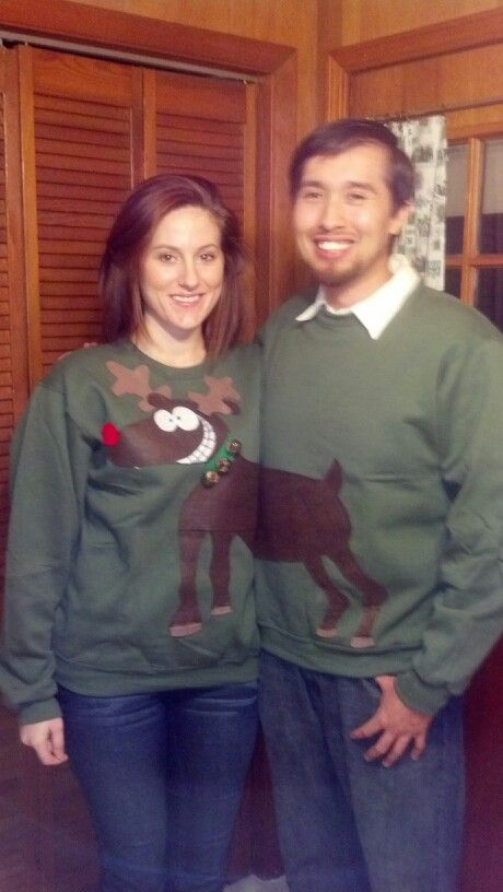 @Sheila S.P. Bartlett  we need to create this for Andrew and @Monica Forghani Brown for their Ugly christmas sweater party...