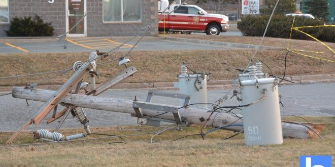 🆕 | News | Power has been restored to all but a handful of the 158,000 customers across Nova Scotia affected by a severe storm with… #News_