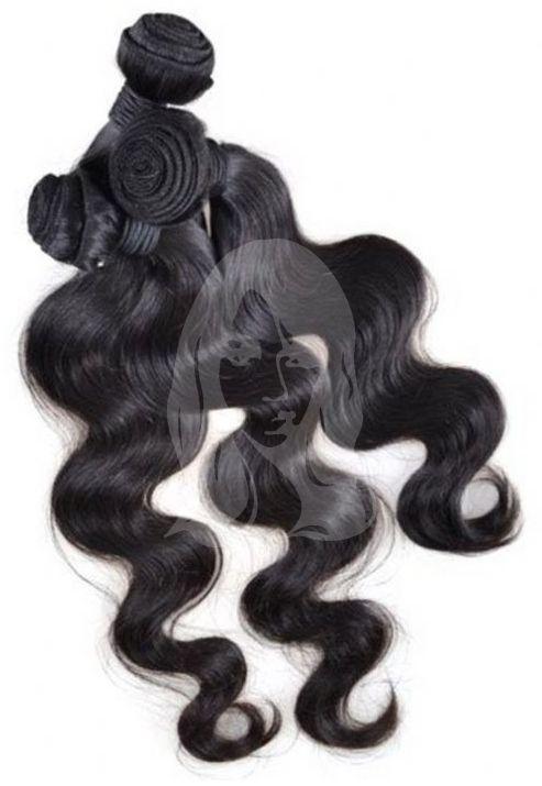 Tissages brésiliens ondulés par lot de 3 100% cheveux humains de qualité Remy Hair. Tissages ondulés. Livraison gratuite.