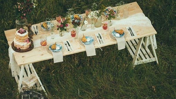 Η απόλυτη τάση και φέτος: γαμήλιες τούρτες σε ρουστίκ ύφος