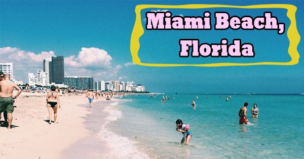 City Of Miami Beach Florida Amazing