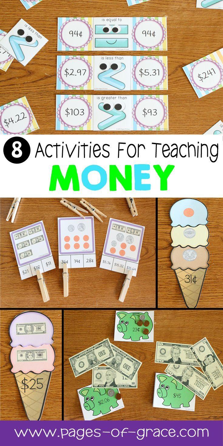 Online Money Games - Math Play