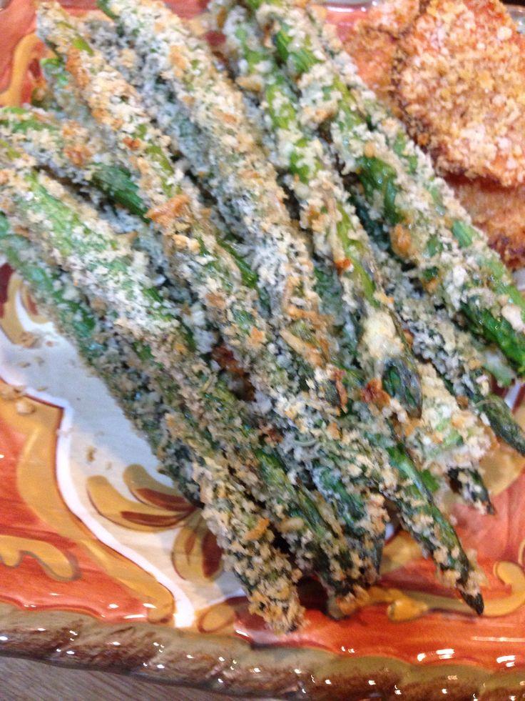 Guy Feiri's Bang Bang Asparagus