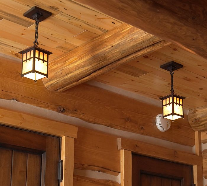log cabin lighting ideas. this is pretty classic missionarts u0026 crafts style do you like something or a more traditional lantern preferable log cabin lighting ideas t