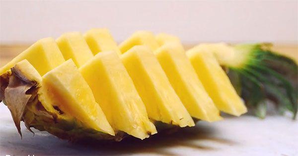 ber ideen zu eine ananas schneiden auf pinterest obst eine wassermelone schneiden. Black Bedroom Furniture Sets. Home Design Ideas