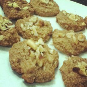cookie de aveia (resíduo do leite)