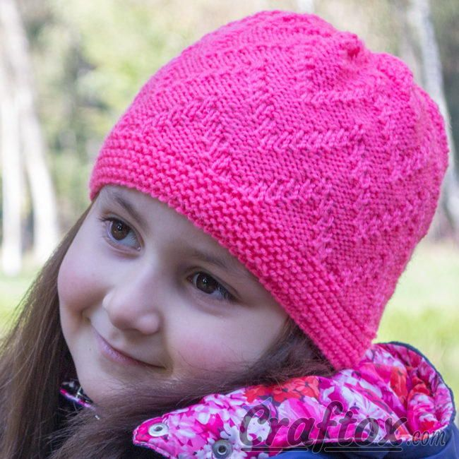 10 best Knitting patterns hats for Kids images on Pinterest | Free ...