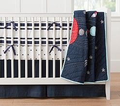 Baby Boys Crib Bedding Nursery For Pottery Barn Kids