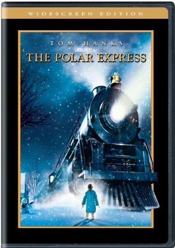 The Polar Express DVD Only $7.99!