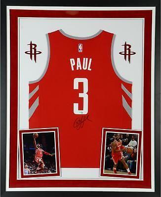 2701081f5 Autographed Chris Paul Rockets Jersey Fanatics Authentic COA Item 8414162   Basketball
