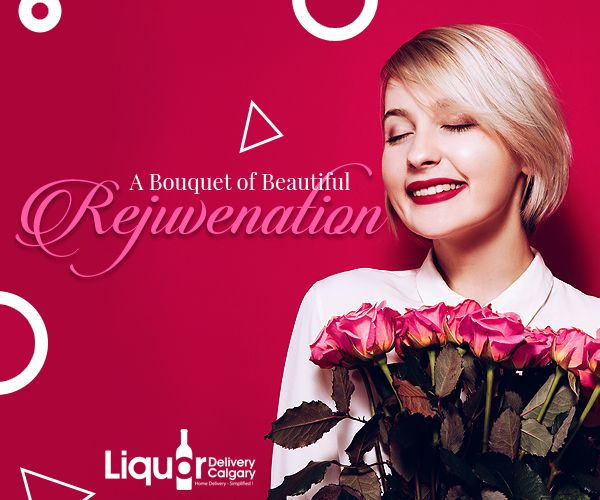 Rejuvenate your senses with the power of #Flowers! For #FlowerDelivery, Dial 403-968-9696  Website - www.liquordeliverycalgary.ca