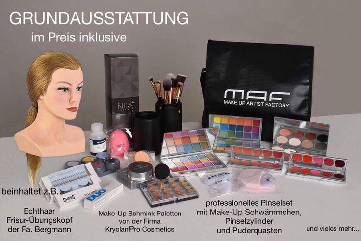 Make-up Award Gewinner von L'Oreal Paris, Lancome Paris und NYX Make-up Award Die führende Visagistenschule seit 1989 in ganz Deutschland