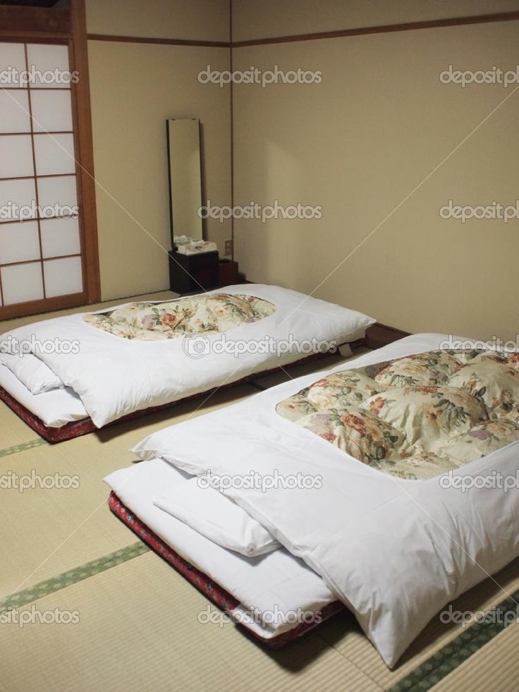 I really miss tatami mats and Japan!! Sleep Pinterest