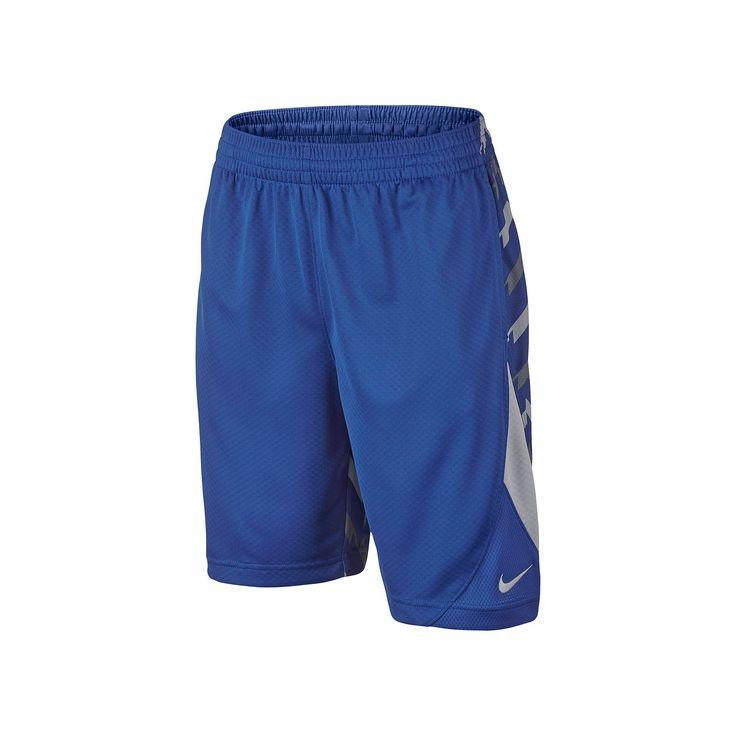 Boys 8-20 Nike Avalanche Shorts, Boy's, Size: Medium, Blue Other