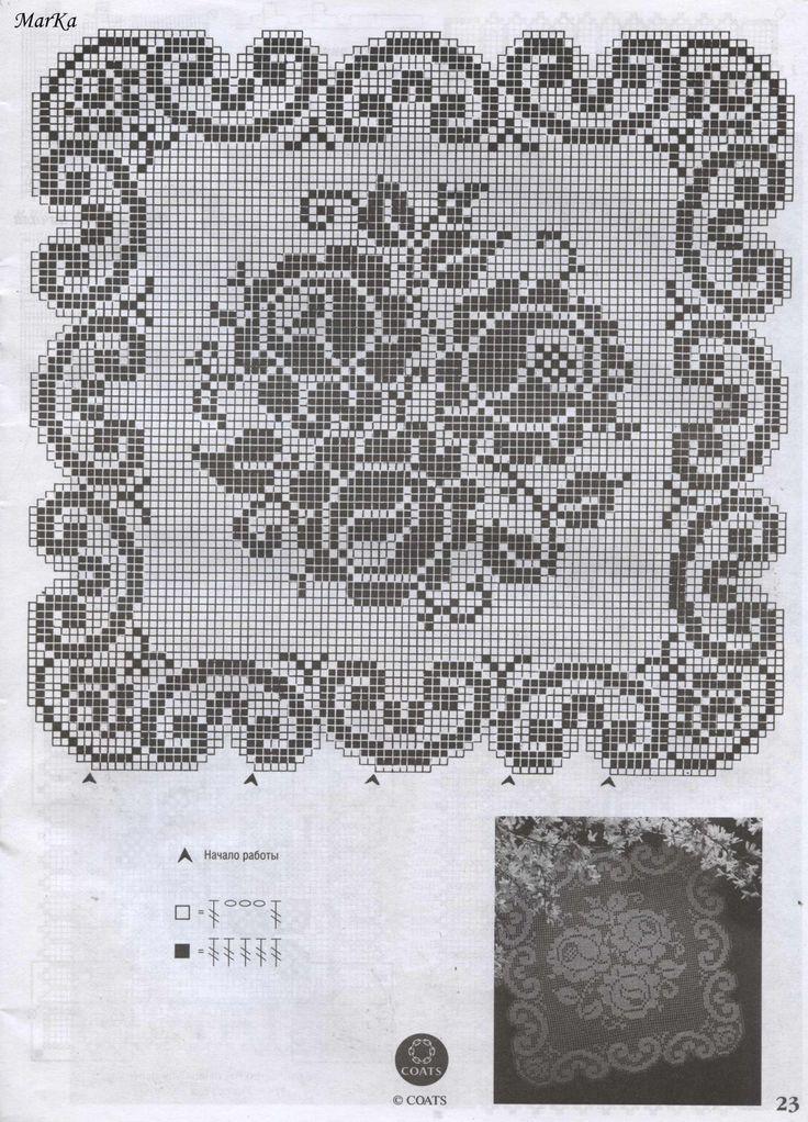 rose motif 1
