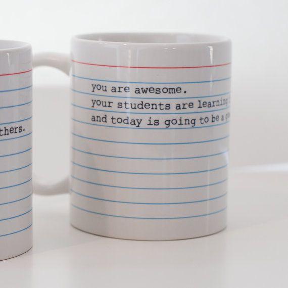Best ever teacher mug?