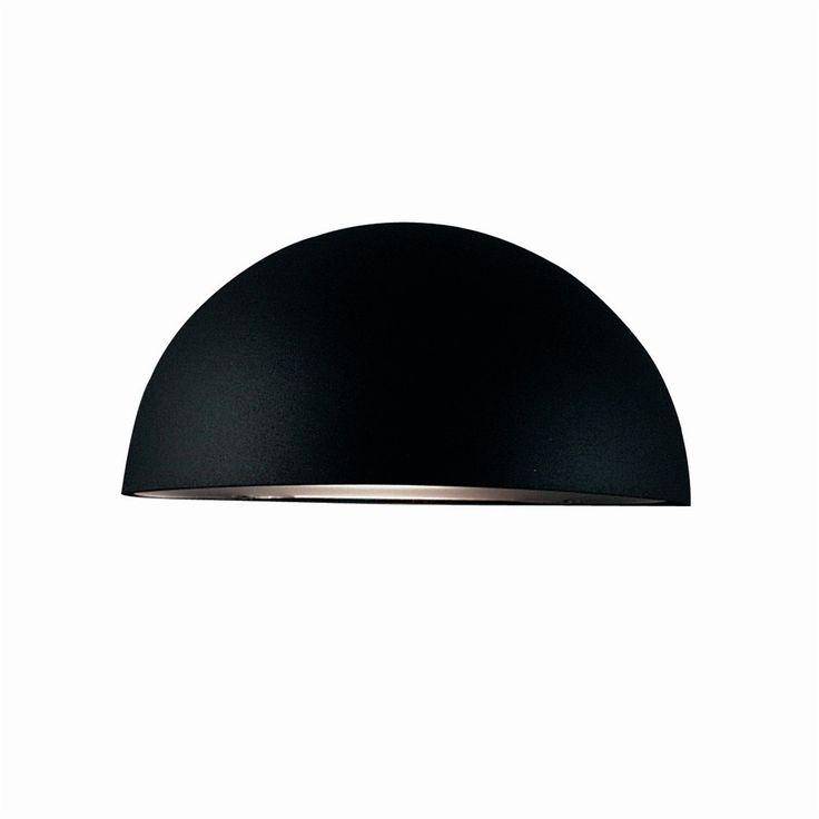 Køb en billig Nordlux Scorpius Maxi udendørs væglampe - i sort