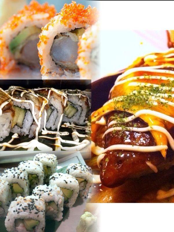 Dishes of Hanakura