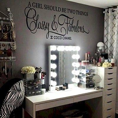25 best girls dressing room ideas on pinterest dressing. Black Bedroom Furniture Sets. Home Design Ideas