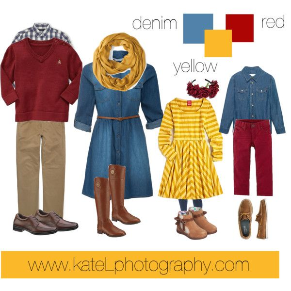 63 Best Family Portrait Color Schemes Ideas Images On