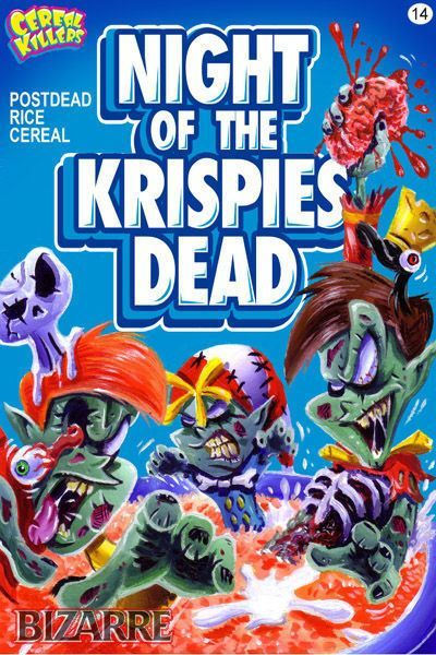 20 best ideas about cereal names on pinterest for Cereal box art
