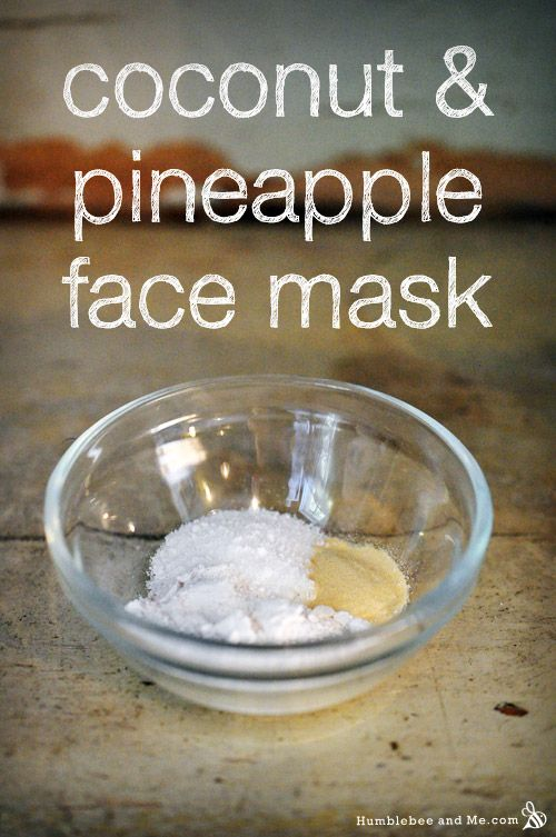If you like piña coladas and getting caught in the rain, you will definitely love this face mask. It's gentle, smells like a piña colada, and leaves your skin refreshed, gently exfoliated, and wond...