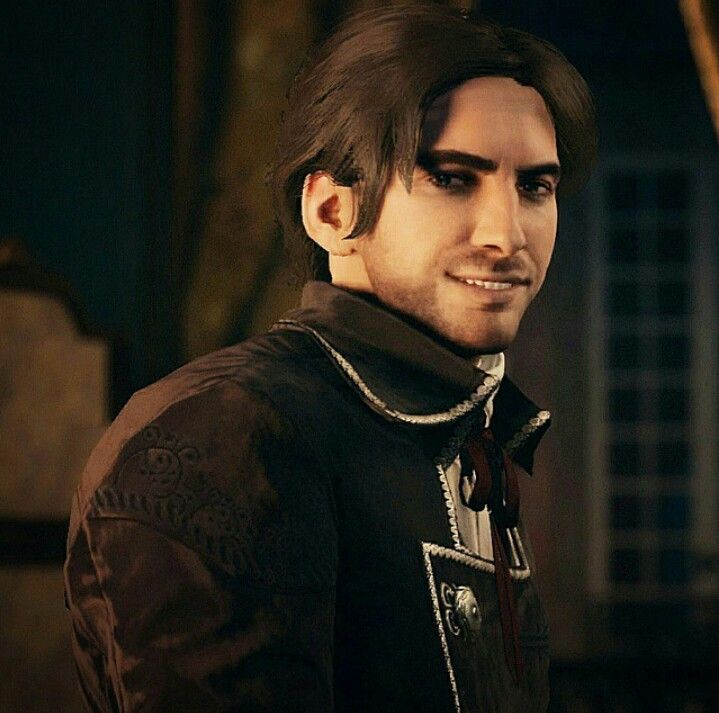 Arno Victor Dorian - so much sass <3<=I believe that's why they are called asSASSins, lol <- OMG HAHAHA