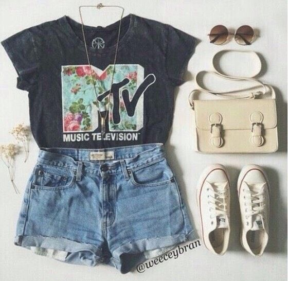 Teenage Girls Outfits For Summer | www.pixshark.com ...