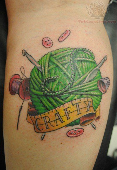 sewing tattoos | Sewing Tattoos Pictures and Images