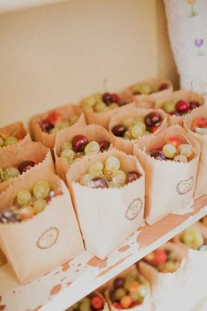 10 Summer Picnic Wedding Ideas - Elizabeth Anne Designs: The Wedding Blog