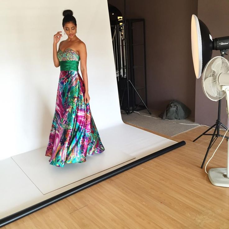 Who needs a favourite colour when you go for a multiprinted dress? <3 #BTS #Photoshoot SS15/16 #ScarlettFashion #MatricDance #MatricDress