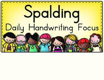 spalding handwriting focus signs signs and handwriting. Black Bedroom Furniture Sets. Home Design Ideas