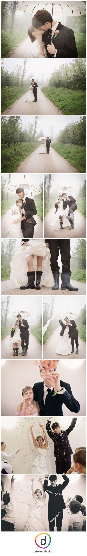 Hochzeit bei strömenden Regen - dieses Brautpaar hat es genau richtig gemacht. Eine gute Hochzeitsplanung ist einfach alles! Ein Tipp für mehr Freude am verregneten Hochzeitstag: Die LAMIE  #Hochzeitswetterversicherung: www.hochzeitsversicherung.eu  #Hochzeit #Hochzeitsplanung