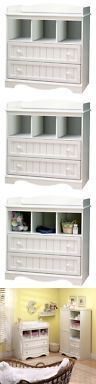Changing Tables 20424: South Shore Furniture Safe Corners Changing Table With Drawer And Open Cases New -> BUY IT NOW ONLY: $334.85 on eBay!