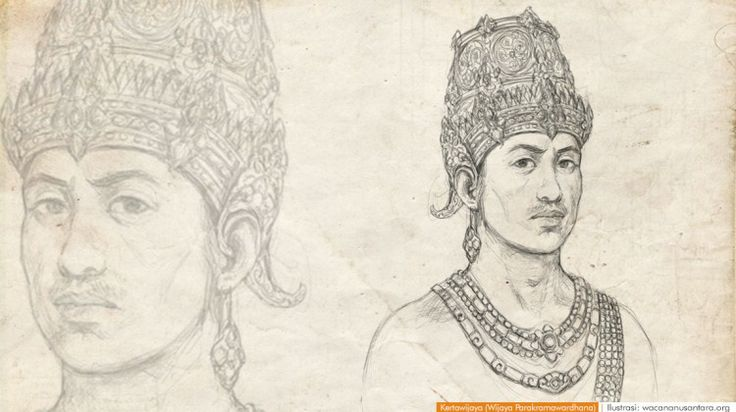 wacananusantara.org   Kertawijaya (Wijaya Parakramawardhana)