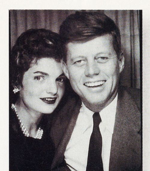 Jackie Kennedy & JFK