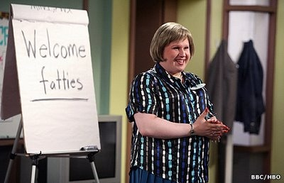 Margery Dawes, Welcome Fat Fighters. Little Britain