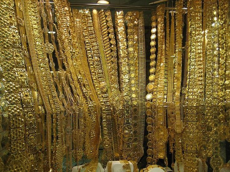 Old Gold Souk, Dubai