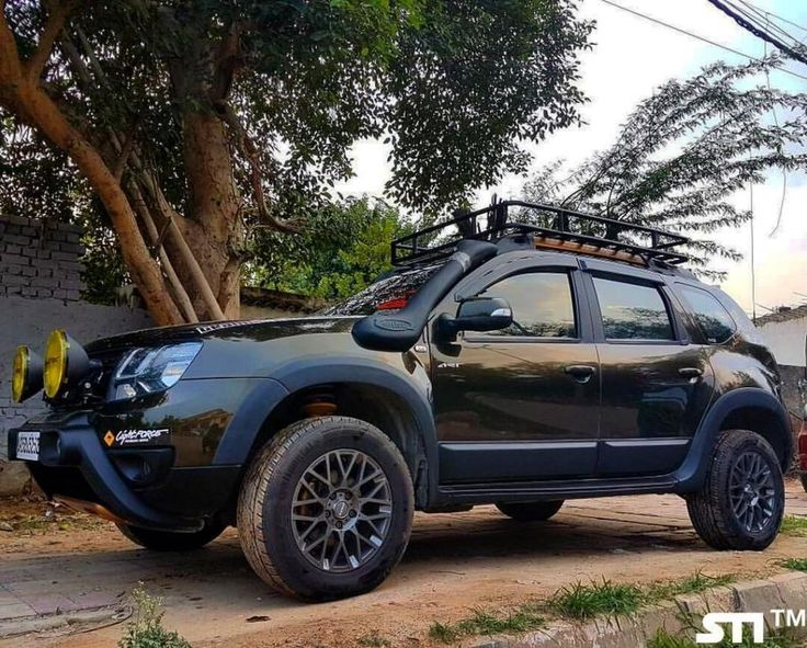 150hp Renault Duster With Borla Endcan Bilstein Suspension By As