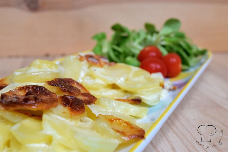 Enfin la recette du VERITABLE gratin dauphinois!!