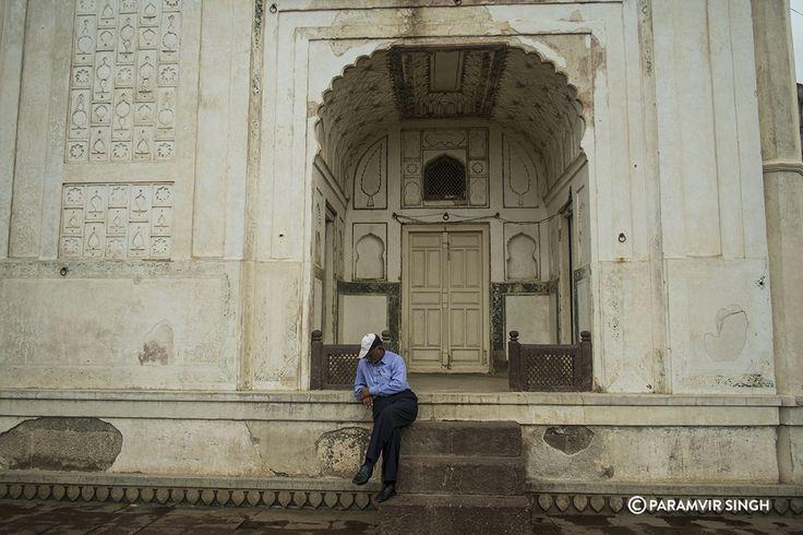 Bibi Ka Maqbara at Aurangabad, Maharashtra, India. Built by Aurangzeb's son, Azam Shah in memory of his mother Dilras Banu Begum, this is an austere but beautiful monument.   #history #architecture #india #mughal
