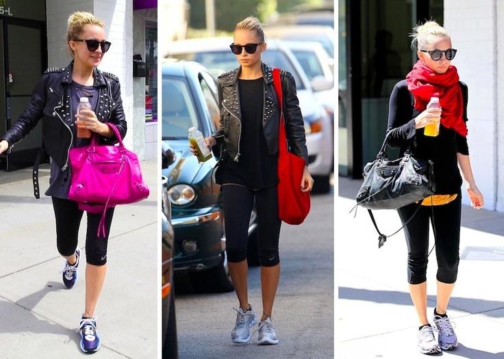 Fabulous Gym Style, Rocker mama Biker Jacket.