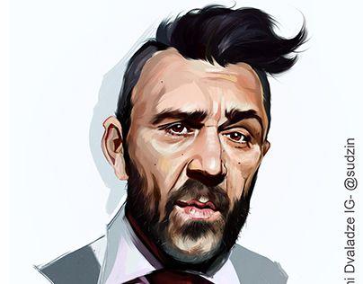 "Check out new work on my @Behance portfolio: ""Portrait Shnurov"" http://be.net/gallery/51565415/Portrait-Shnurov"