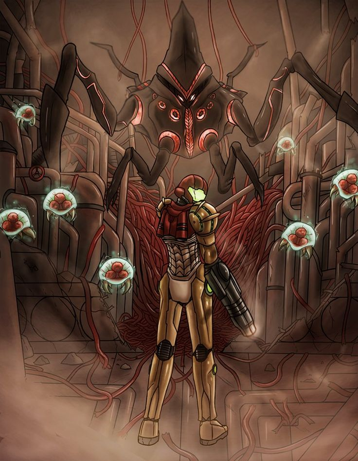 Metroid Prime. It's probably one of my favorite bosses out there.